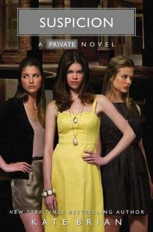 #BookReview: Suspicion & Scandal by Kate Brian