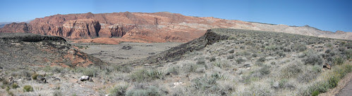 Snow Canyon Scenic Overlook