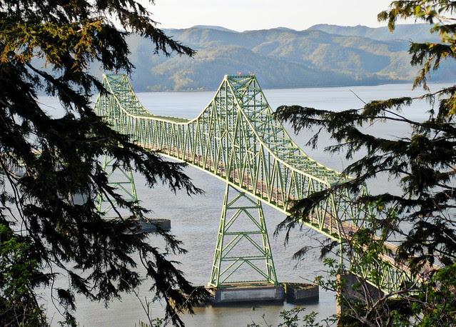 Astoria Bridge - Astoria, Oregon