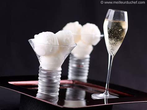 Champagne Sorbet   Our recipe with photos   MeilleurduChef.com