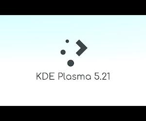 Rilasciato KDE Plasma 5.21