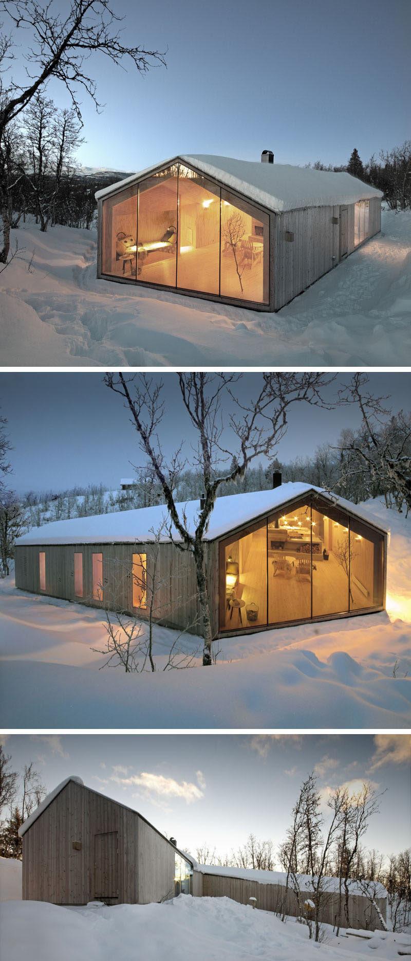 19 Examples Of Modern Scandinavian House Designs ...