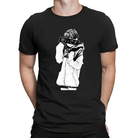 Aesthetic Anime Shirt