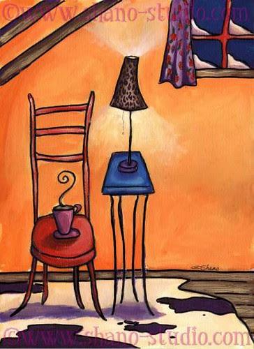 Cafe Cabin