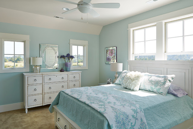 Top Graphic of Beach Cottage Bedroom Patricia Woodard