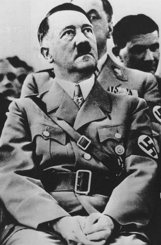 Adolf Hitler in 1940