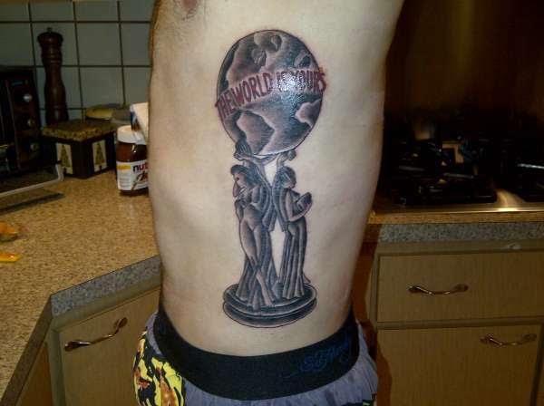 Scarface Tattoo