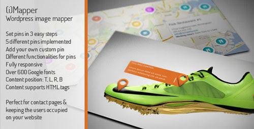 iMapper - Wordpress Image Mapper / Pinner