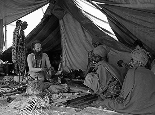 Naga Sadhus  Juna Akhada Maha Kumbh by firoze shakir photographerno1