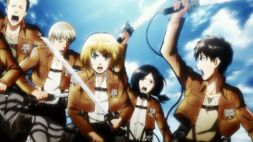 Shingeki no Review 11