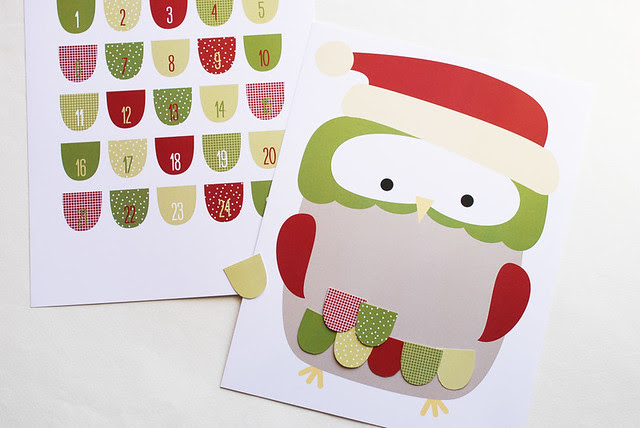 Little Owls at Christmas
