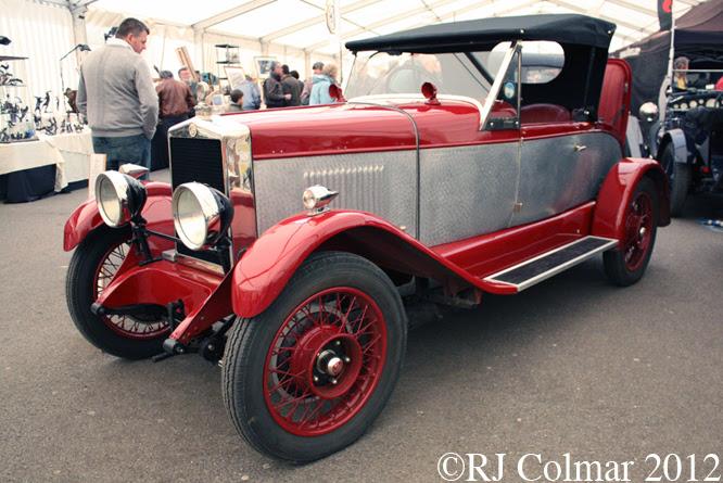 MG 14/40 Mk IV Sports, Bristol Classic Car Show