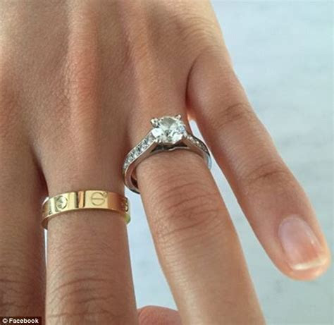 Man sells $33,000 Cartier engagement ring after catching