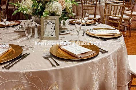 Wedding Glitter Gold Charger Plates Plastic   Buy Plastic