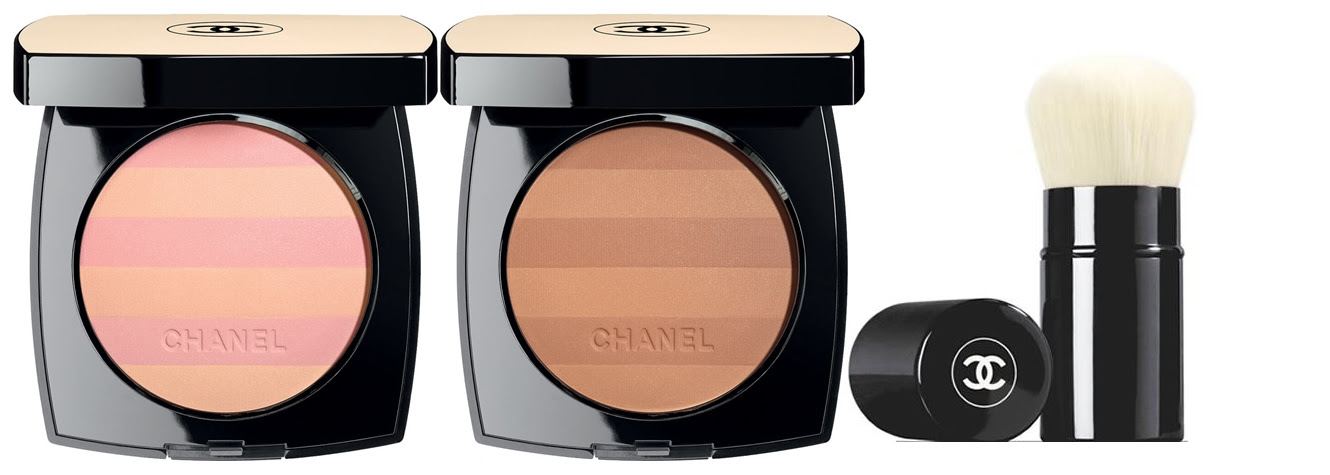 Chanel Les Beiges Makeup Collection for Summer 2015 powders