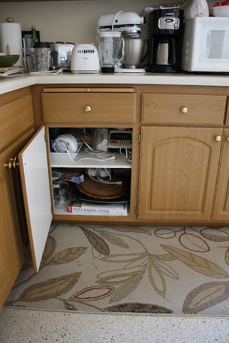 lower kitchen cabinet