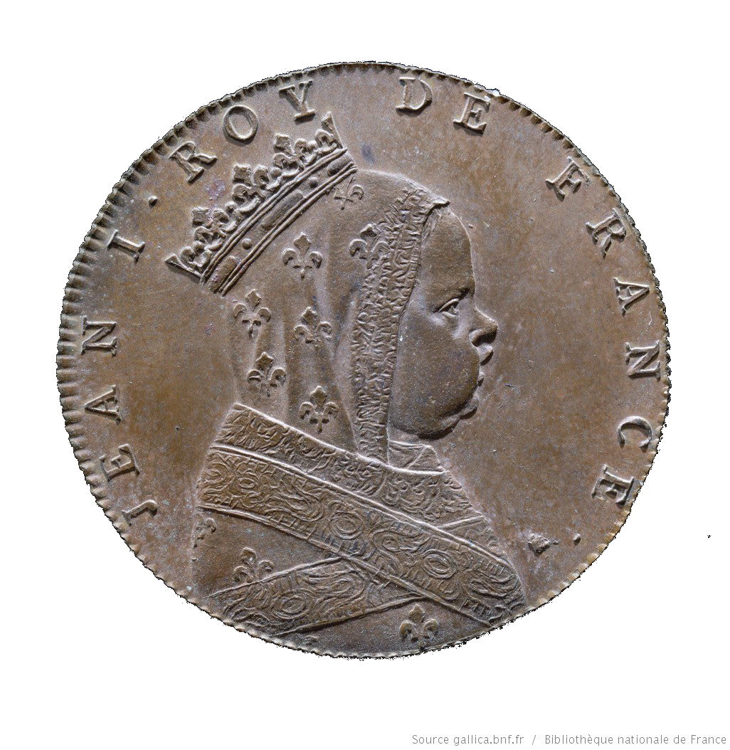 File:Jean Dassier (1676-1763) - Jean Ier le Posthume roy de France (1316).jpg