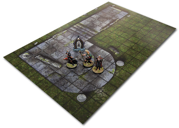 Paizo's tiles in action