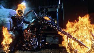 'Ghost Rider'.
