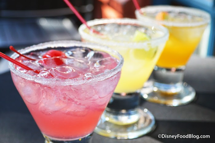 Remember alcohol is included in the Disney Dining Plan now!