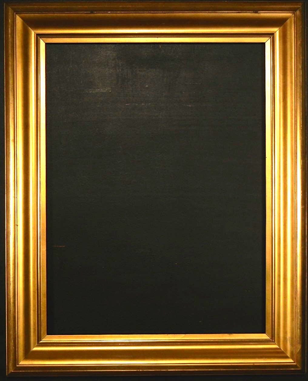 American Gold Leaf Frame Ammi Ribar Antiques Fine Period Frames