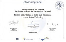 Our eTwinning label