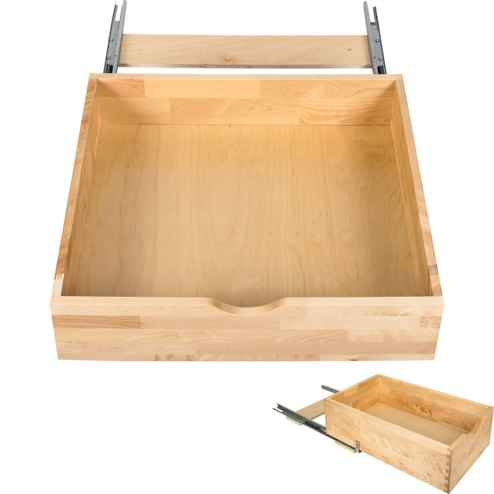 """Pullout Cabinet Storage Drawer 25-1/16"""" Wide - All Cabinet ..."""