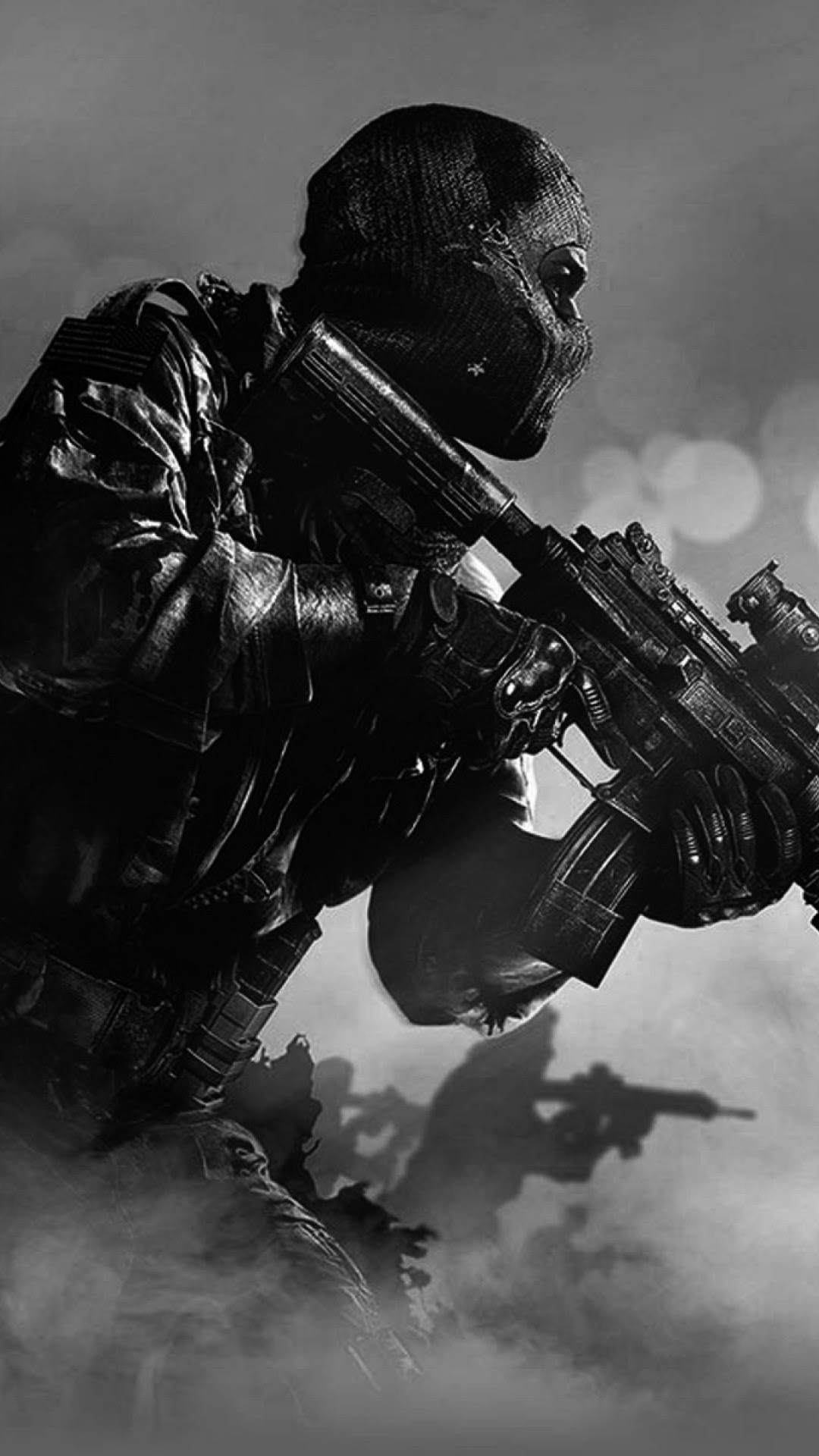 call of duty ghost phone wallpaper hd