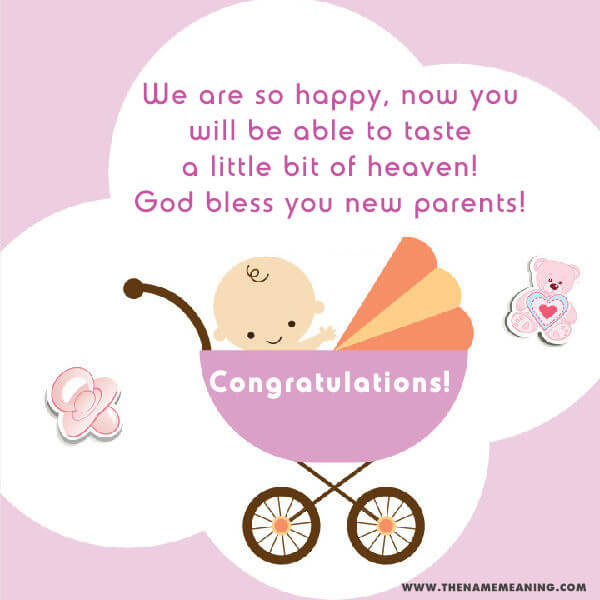 Congratulations Note For New Baby Islanuevodiarioco