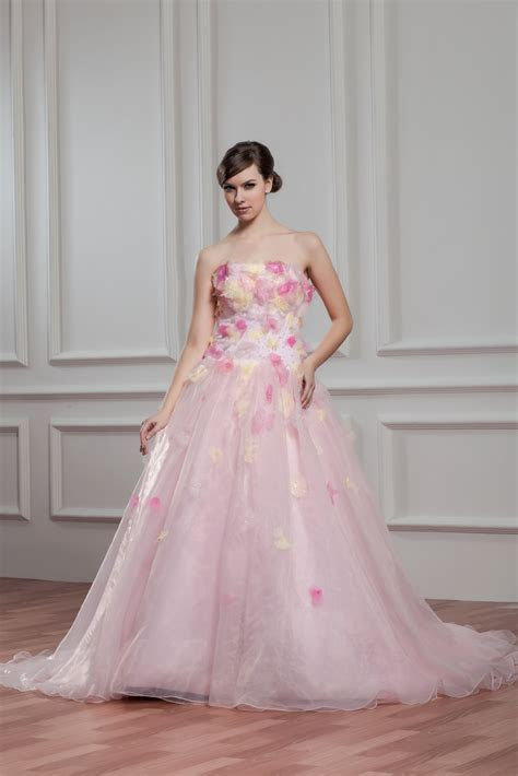 Compare Prices On Plus Size Blush Pink Wedding Dress