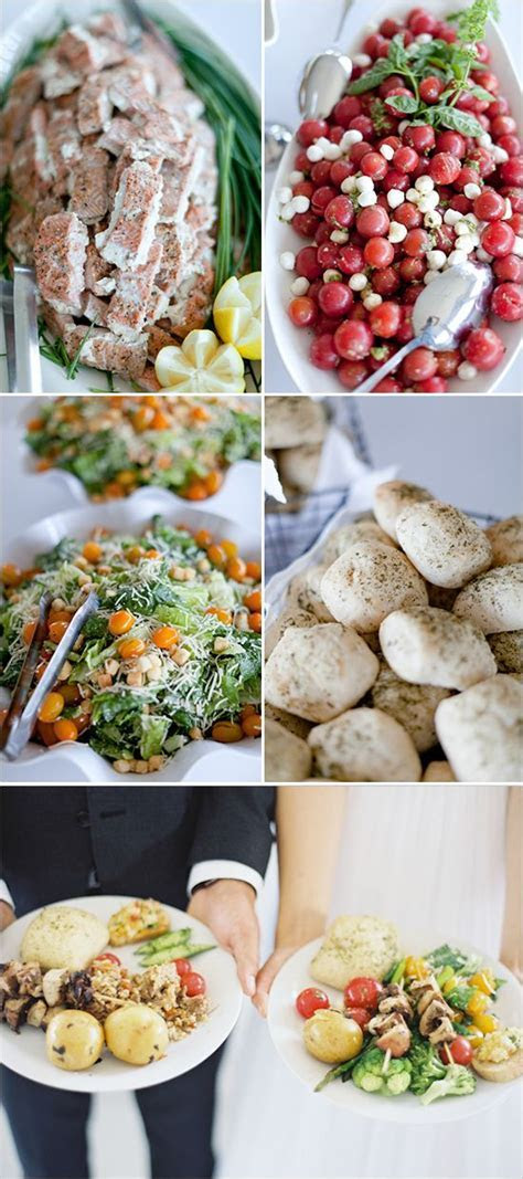 Food For Thought   What To Serve At Your Wedding   Salad