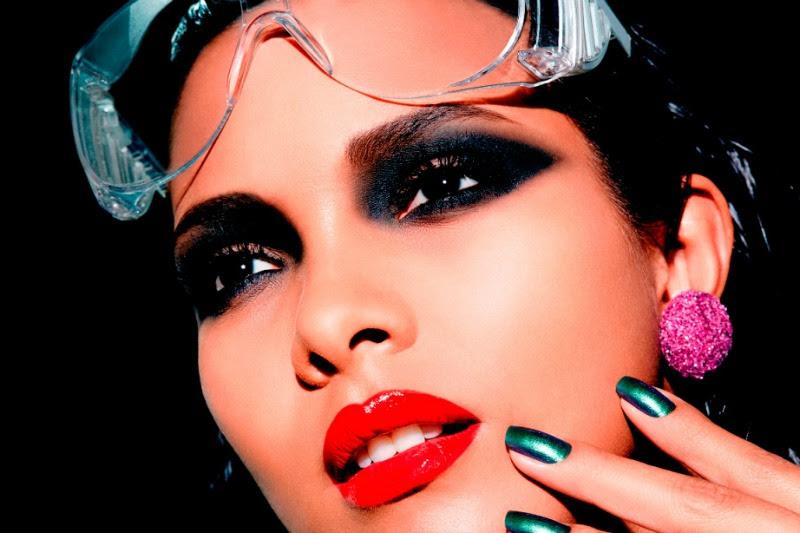 Make B. Universe Collection de O Boticário maquiagem 2015