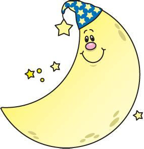 Moon Free Free Sleep Clip art of Moon Clipart #8797