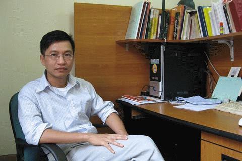 Nhà toán học trẻ Phùng Hồ Hải. Ảnh: Tú Uyên