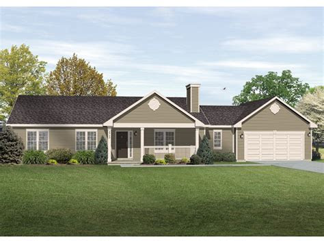 wilton ranch home plan   house plans