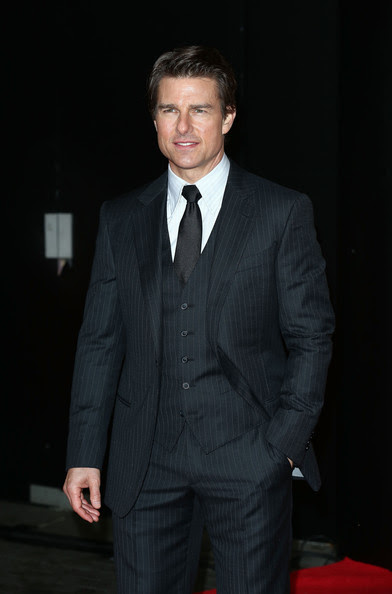 "Tom Cruise - ""Edge Of Tomorrow"" - UK Film Premiere: Red Carpet Arrivals"
