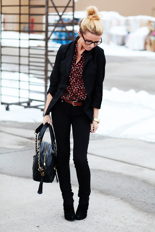 1_fashionable modern chic outfit via thedaybook