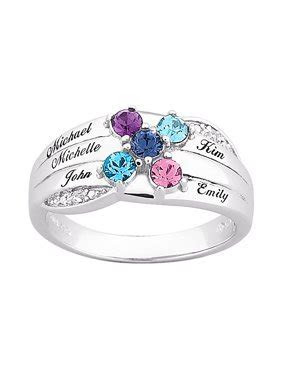 Personalized Rings   Walmart.com