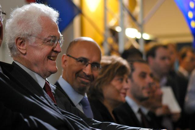 Evry Daily Photo - Election du nouveau Maire d Evry - Mr Francis Chouat