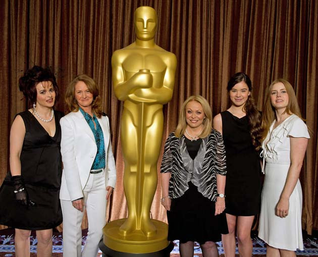 Best Actress Oscar Nominees Group Photo: Natalie Portman