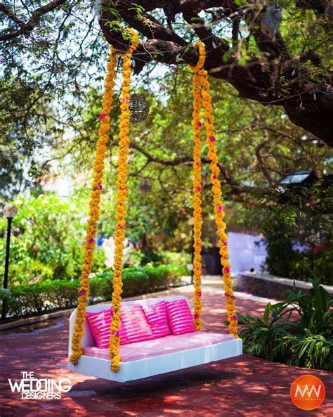 15  Vibrant Jhoola (Swing) Decor Ideas to Beautify your