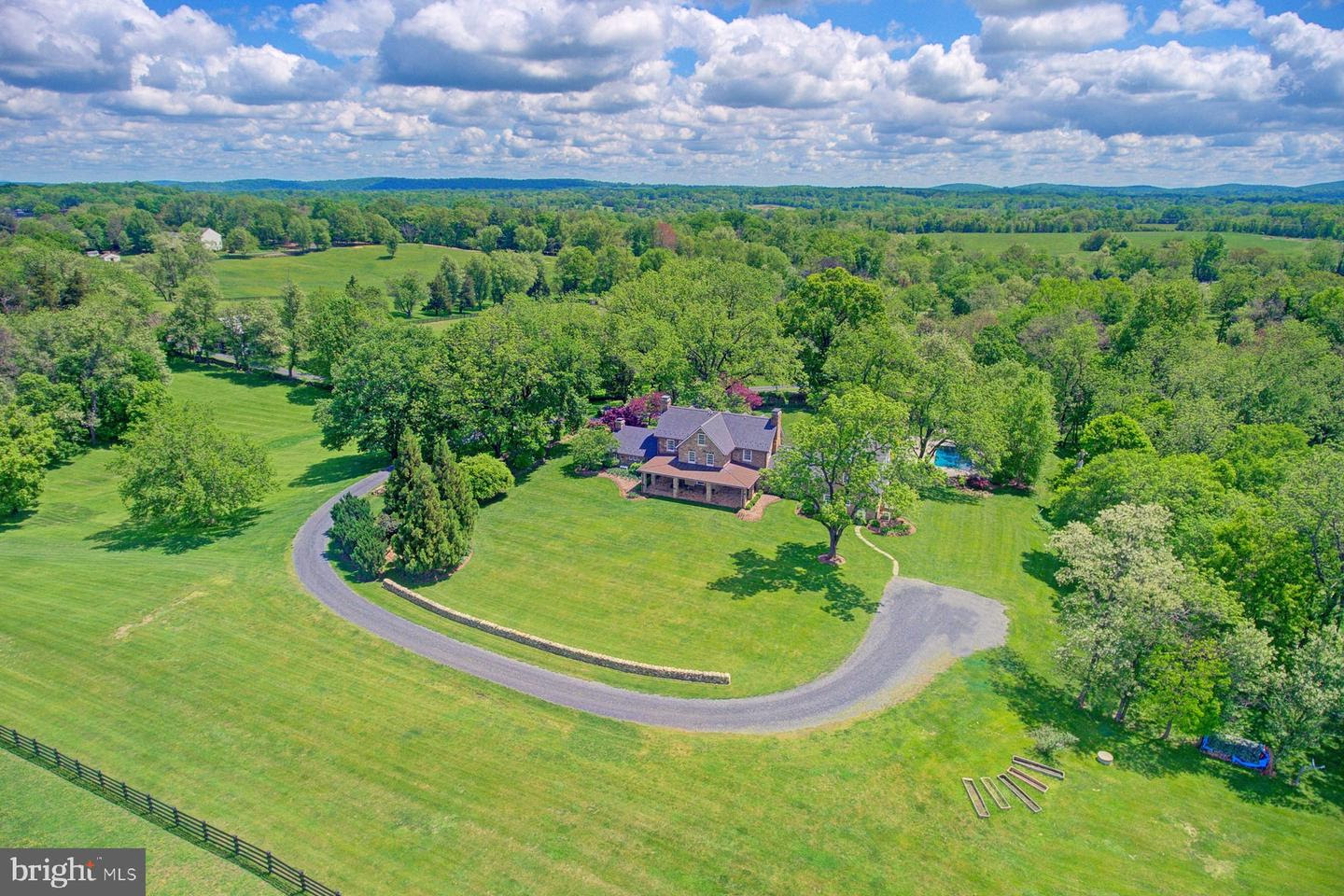 Middleburg Virginia états Unis Luxury Real Estate Homes