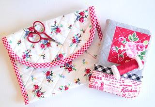 K Cotton Stuido Annie bag
