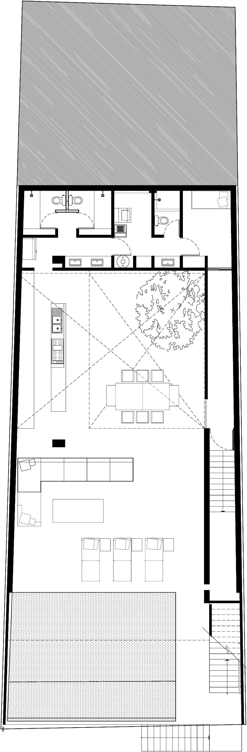 El 22 js tecno haus for Arquitectura de interiores upm
