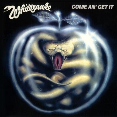 rock metal 24: Whitesnake - Come An' Get It (1988) (1981 ...