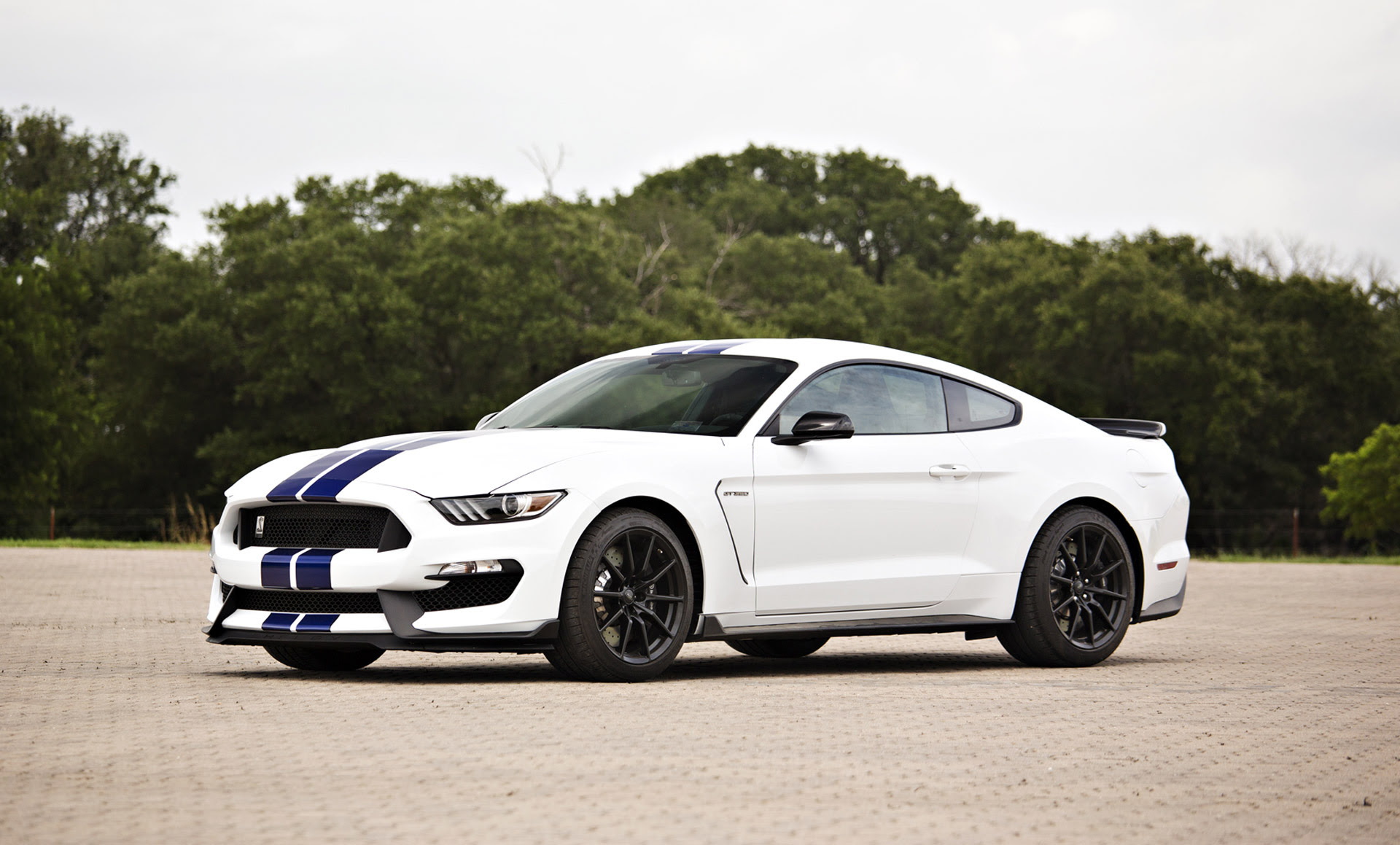 Ford Mustang Shelby GT350 Signed By George W. Bush Helps ...