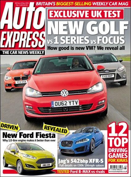 Auto Express - 28 November 2012 (True PDF)