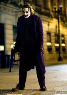 Heath Ledger won the SAG award for Best Supporting Actor on January 25, 2009, for his take on the Joker in THE DARK KNIGHT.