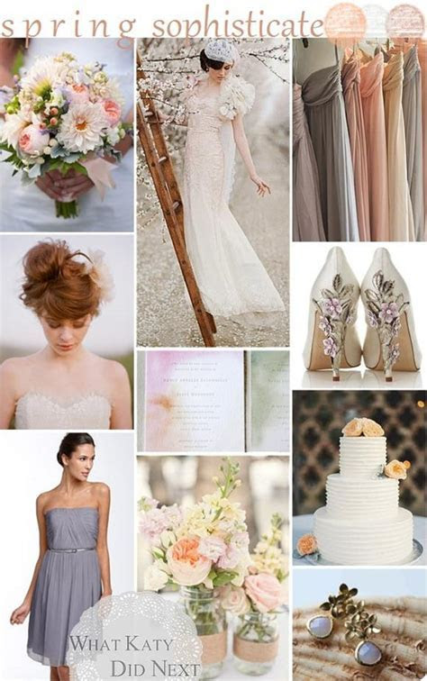 Wednesday Wedding Inspiration   Spring Sophisticate