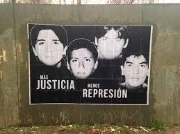 mas justicia menos represión